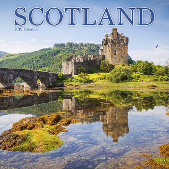 Kalenteri 2019  Scotland