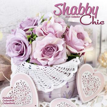 Kalenteri 2021 Shabby Chic