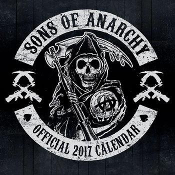 Kalenteri 2017 Sons of Anarchy