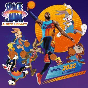 Kalenteri 2022 Space Jam