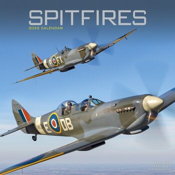 Kalenteri 2022 Spitfires