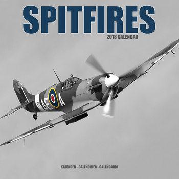 Kalenteri 2018 Spitfires