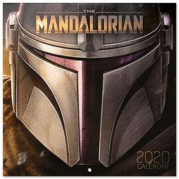 Kalenteri 2020  Star Wars: The Mandalorian