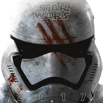 Kalenteri 2017 Star Wars VII