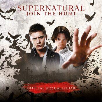 Kalenteri 2022 Supernatural