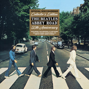 Kalenteri 2020  The Beatles