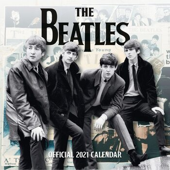 Kalenteri 2021 The Beatles