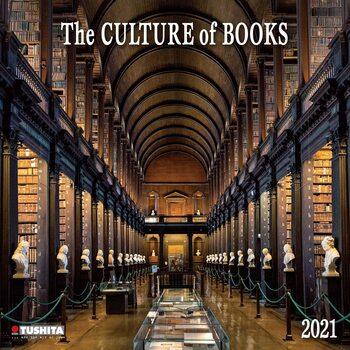 Kalenteri 2021 The Culture of Books