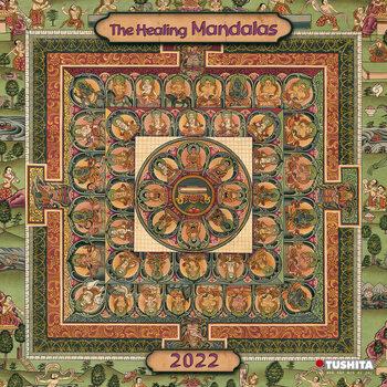 Kalenteri 2022 The Healing Mandalas