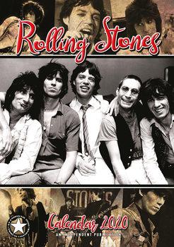 Kalenteri 2020  The Rolling Stones