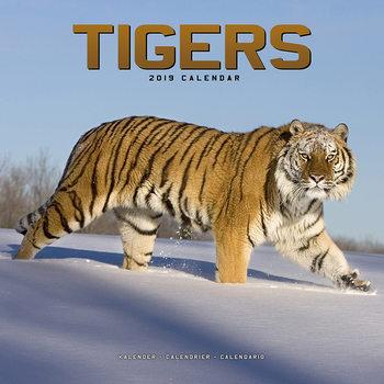 Kalenteri 2019  Tigers