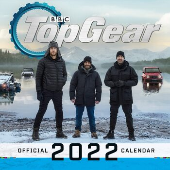 Kalenteri 2022 Top Gear
