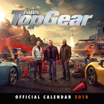 Kalenteri 2018 Top Gear
