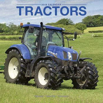 Kalenteri 2018 Tractors