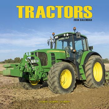 Kalenteri 2019  Tractors