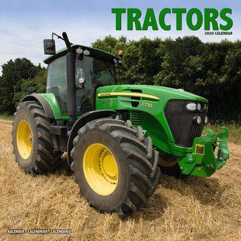 Kalenteri 2020  Tractors