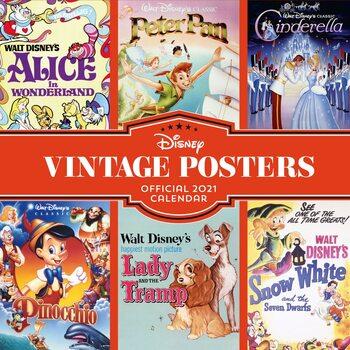Kalenteri 2021 Vintage Posters
