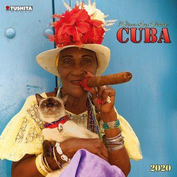 Kalenteri 2020  Viva La Vida! Cuba