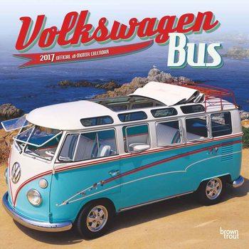Kalenteri 2017 Volkswagen - Bus