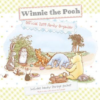 Kalenteri 2019  Winnie the Pooh - Organiser