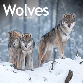 Kalenteri 2018 Wolves