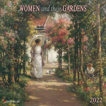 Kalenteri 2022 Women and their Gardens