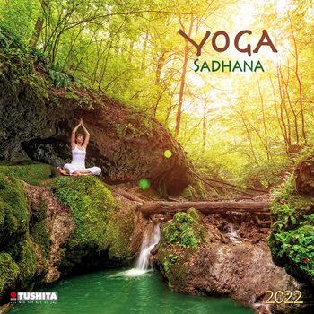 Kalenteri 2022 Yoga Surya Namaskara