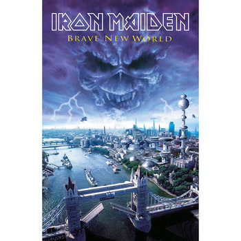 Kangasjulisteet Iron Maiden - Brave New World