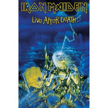 Kangasjulisteet  Iron Maiden - Live After Death