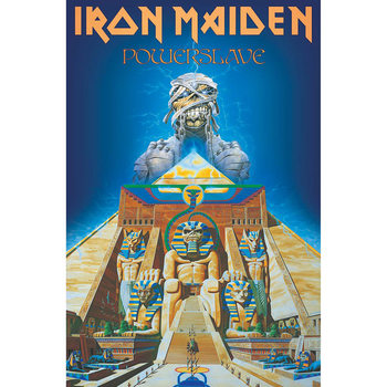 Kangasjulisteet Iron Maiden - Powerslave