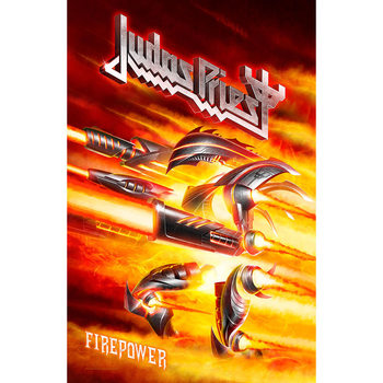Kangasjulisteet  Judas Priest - Firepower