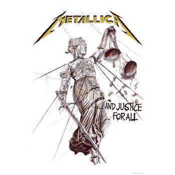 Kangasjulisteet  Metallica - And Justice For All