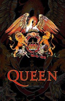 Kangasjulisteet Queen - Crest