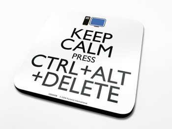 Keep Calm Alt Delete