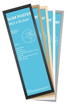 Kehys - Ohueet juliste 30,5x91,5cm