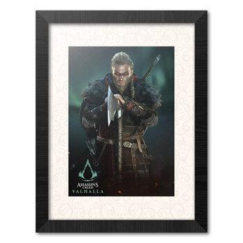 Kehystetty juliste Assassins Creed: Valhalla