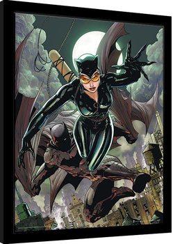 Batman - Cat & Bat Kehystetty juliste