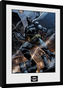 Batman Comic - Rope Kehystetty juliste