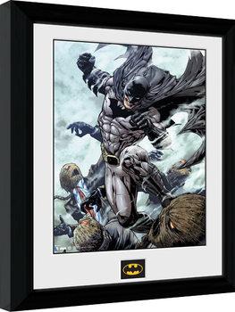 Batman Comic - Scarecrow Kehystetty juliste