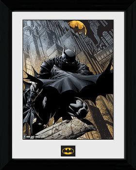 Kehystetty juliste Batman Comic - Stalker
