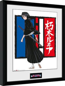 Bleach - Rukia Kehystetty juliste