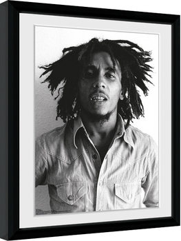 Kehystetty juliste Bob Marley - One Love
