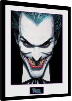 DC Comics - Joker Ross Kehystetty juliste