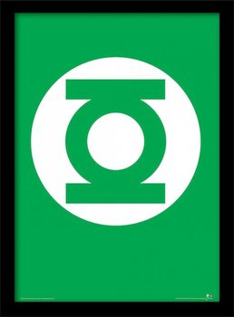 DC Comics - The Green Lantern kehystetty lasitettu juliste