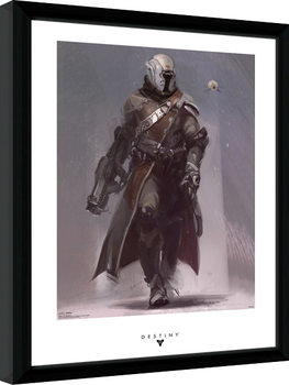 Destiny - Warlock Kehystetty juliste