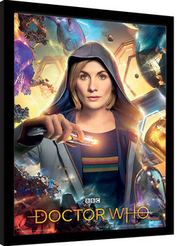 Kehystetty juliste Doctor Who - Universe Is Calling