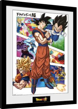 Kehystetty juliste Dragon Ball - Panels