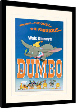 Dumbo - The Fabulous Kehystetty juliste