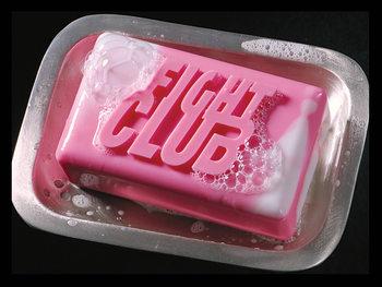Fight Club - Soap Kehystetty juliste