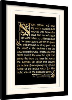 Game of Thrones - Seasons 3 Kehystetty juliste